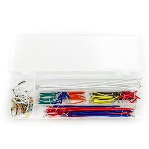 U Shape Breadboard Jumper Cable Kit, 140 pcs.