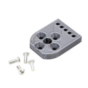 25mm dc motor bracket