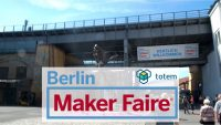 Totem in Maker Faire Berlin