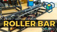 Roller bar - for Learning Robotics Coding