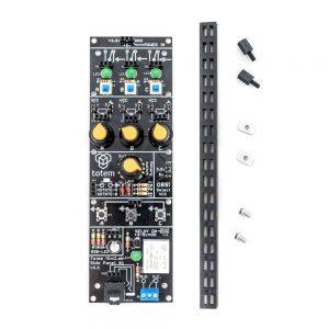 i/o Side panel soldered