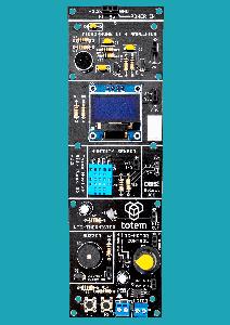 Mini Lab Side Panel #2