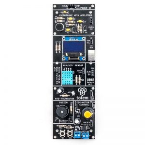 sensor side panel