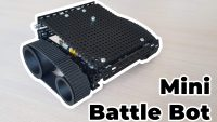 Mini Battle Bot (Prototype)