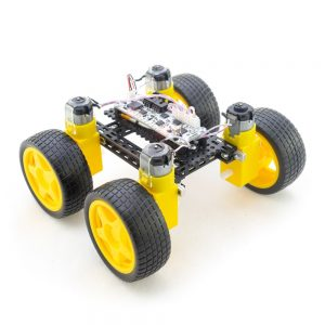 Totem 4wd chassis
