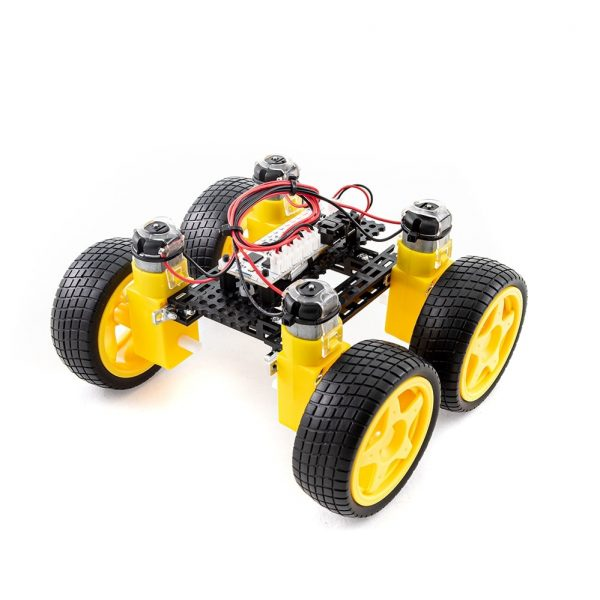 4WD car chassis
