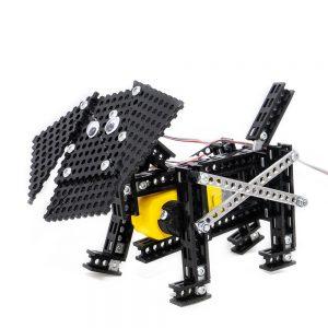 Junior creator kit dog 1000x1000 assembled