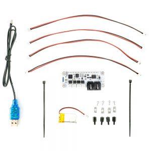 Mini control electronic board product